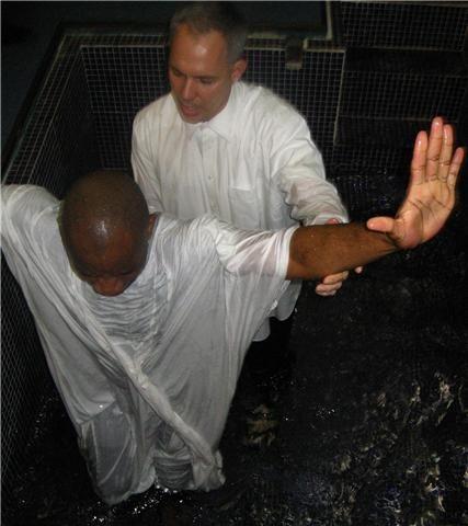 Wer Taufte Jesus